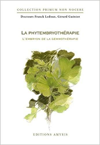 La phytoembryothérapie : l'embryon de la gemmothérapie
